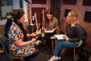 voices of tomorrow voice over course